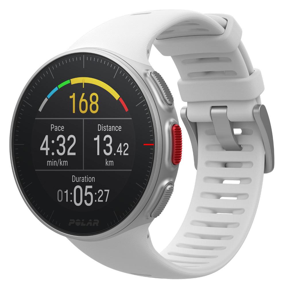 Športové hodinky POLAR Vantage V biela