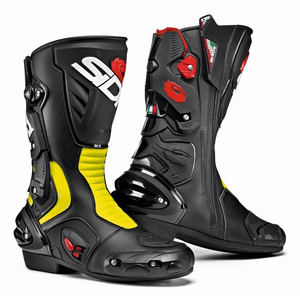 ac71d74c8e Moto topánky SIDI Vertigo 2 blackyellow fluo - 41