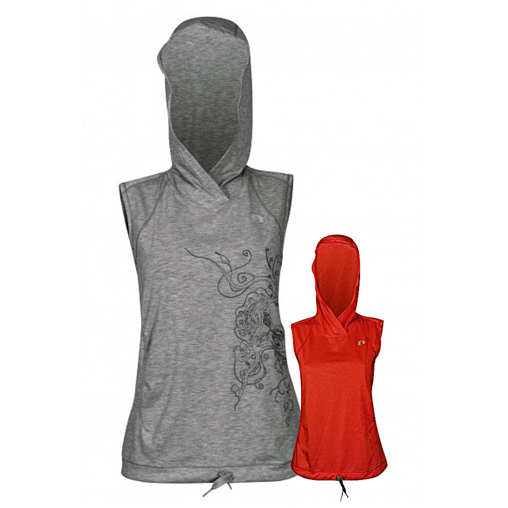 Dámska vesta Newline Imotion Heather Hoodie