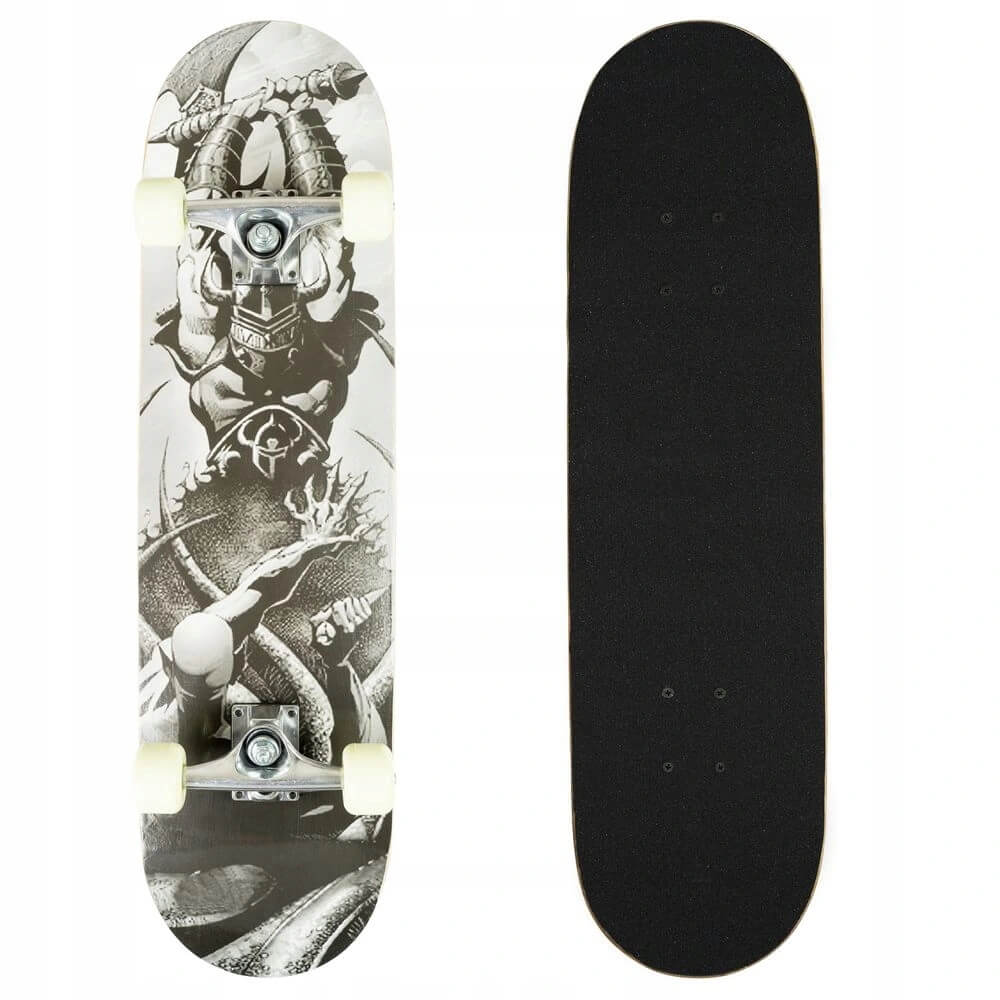 Skateboard Ground Control Grey Viking
