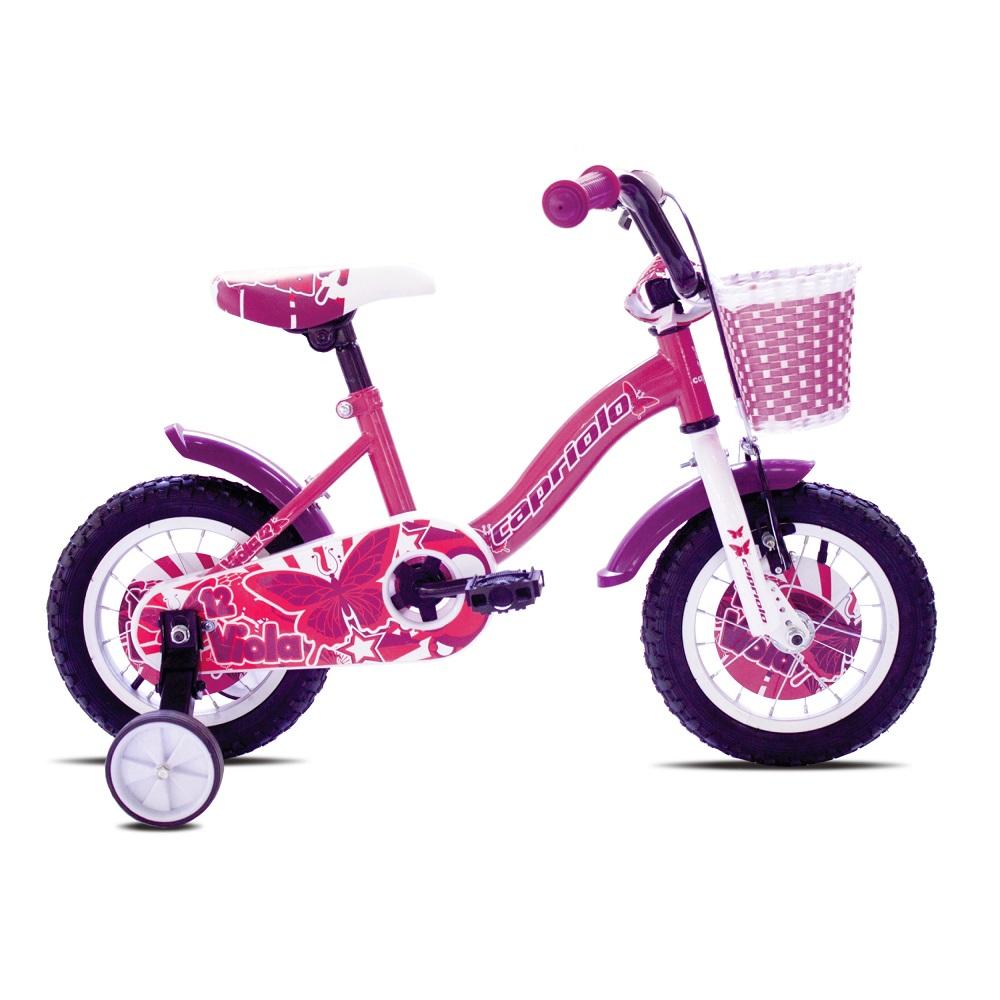 Detský bicykel Capriolo Viola 12