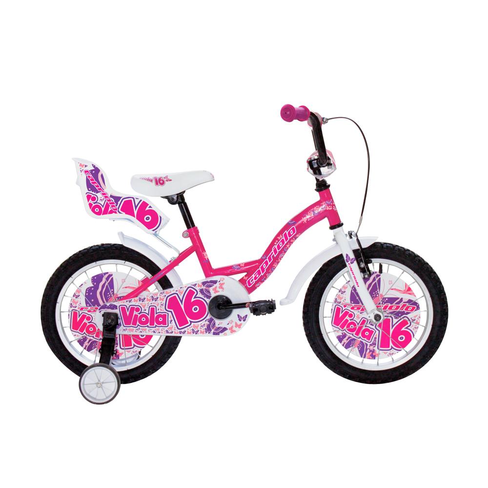 Detský bicykel Capriolo Viola 16