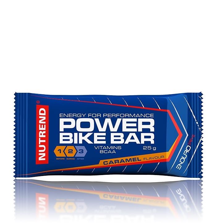 Tyčinka Nutrend Power Bike Bar 25g