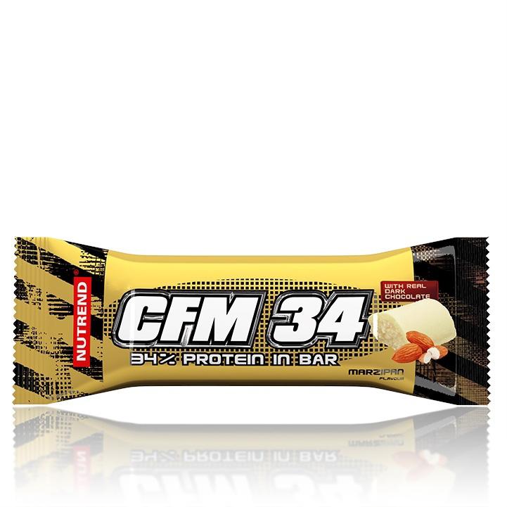 Tyčinka Nutrend CFM 34 80g Pomaranč s čokoládou