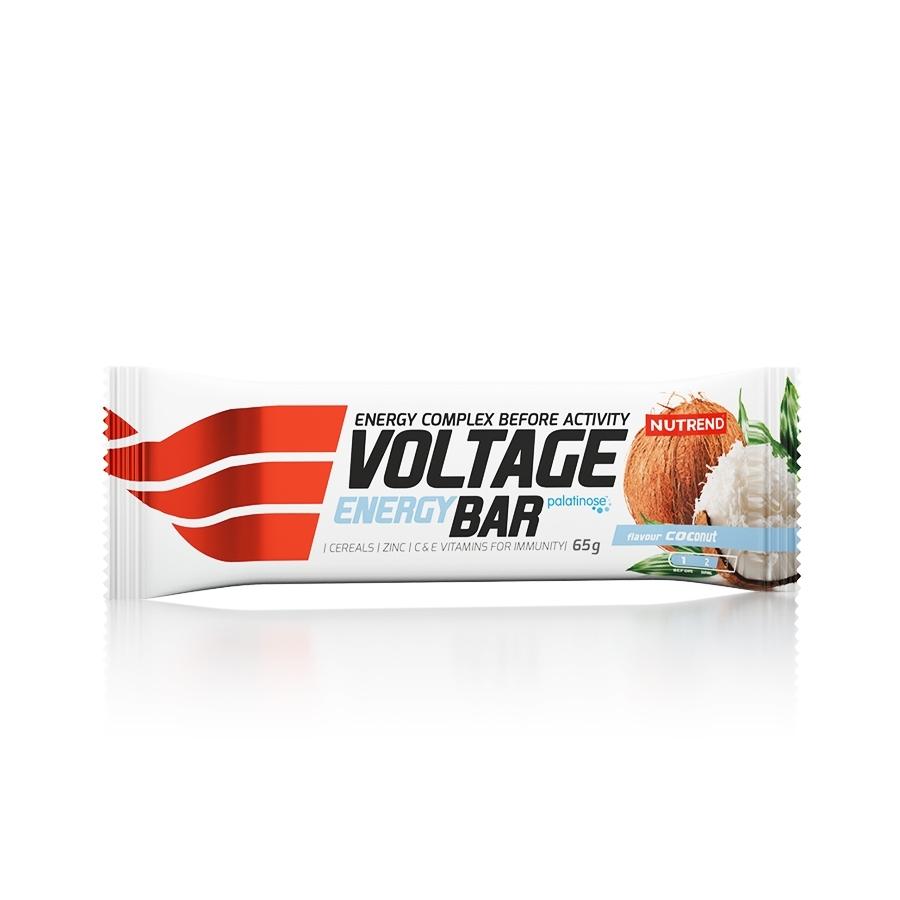 Tyčinka Nutrend Voltage Energy Cake 65 g Lesné plody