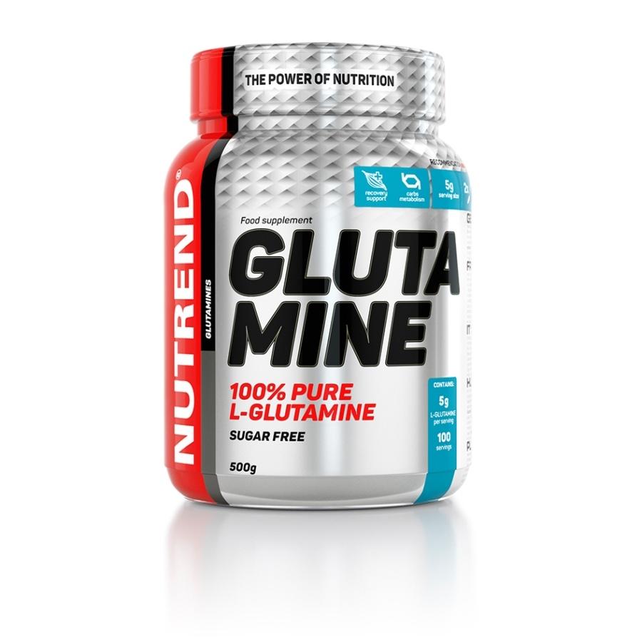 Aminokyseliny Nutrend Glutamine 500g