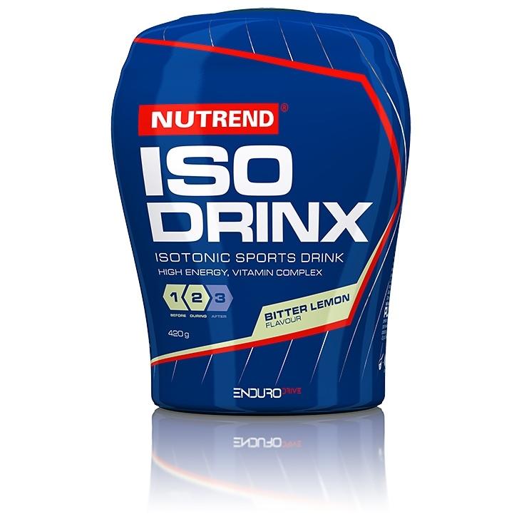 Isodrinx Nutrend 420 g Bitter Lemon