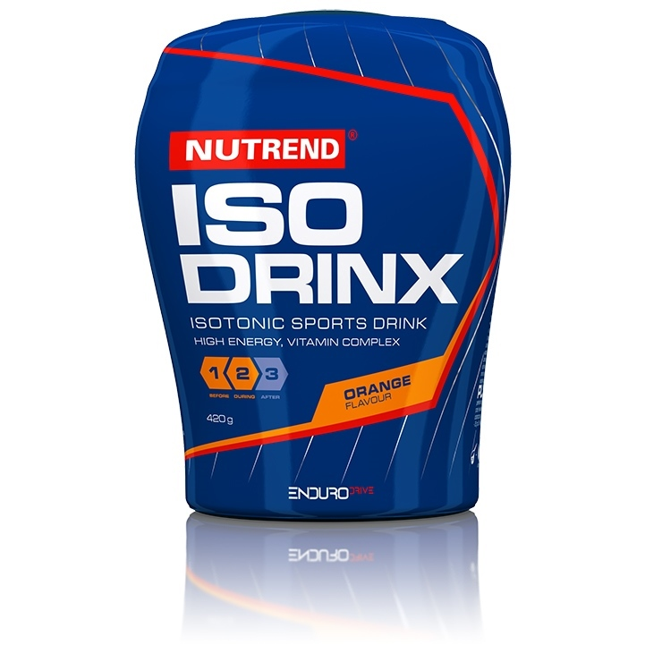 Isodrinx Nutrend 420 g Pomaranč