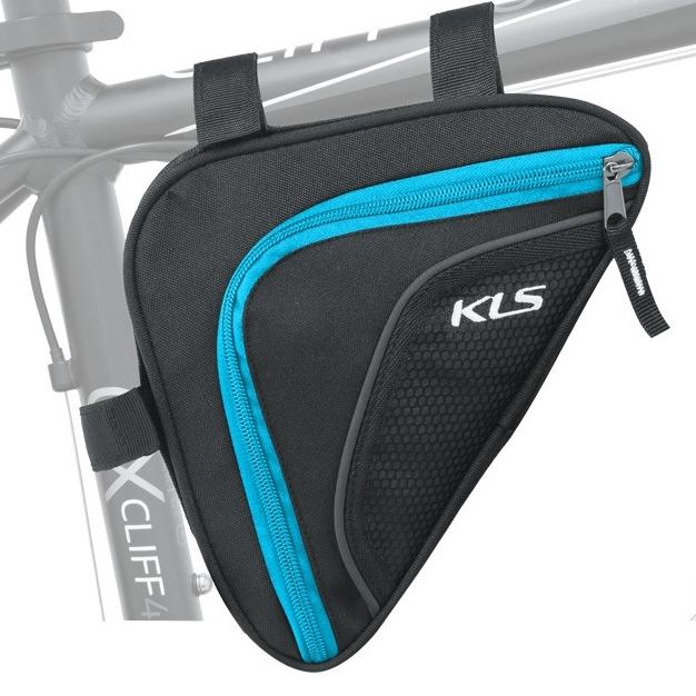 Rámová taška Kellys Wedge modrá