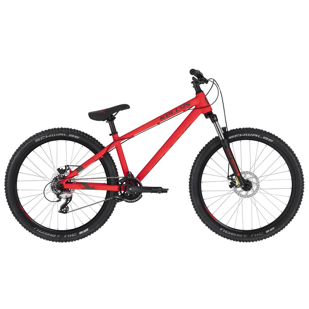 "Dirtový bicykel KELLYS WHIP 10 26"" - model 2020 M - Záruka 10 rokov"