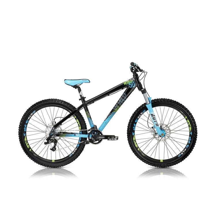 Dirtový bicykel KELLYS WHIP 50 - model 2014