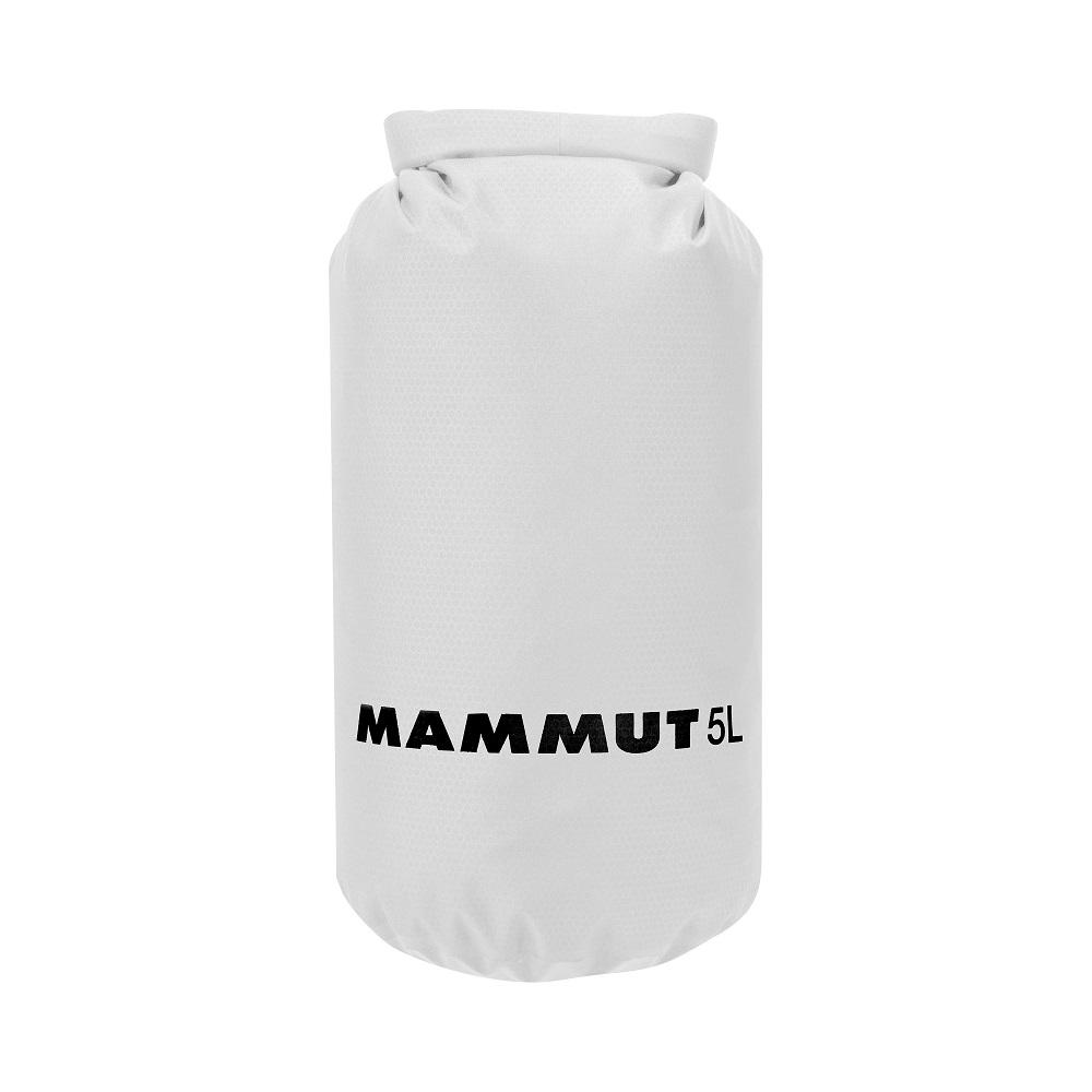 Nepremokavý vak MAMMUT Drybag Light 5 l White