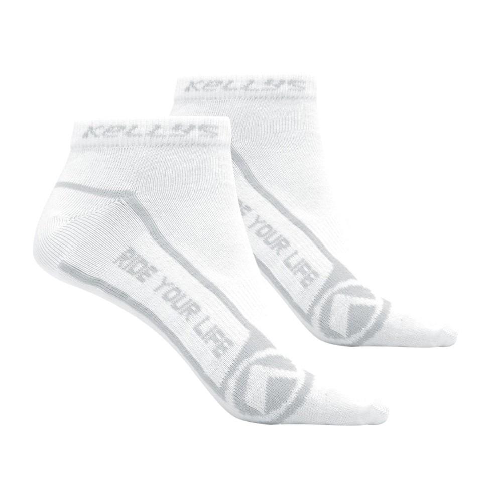 Ponožky KELLYS FIT biela - 38-42