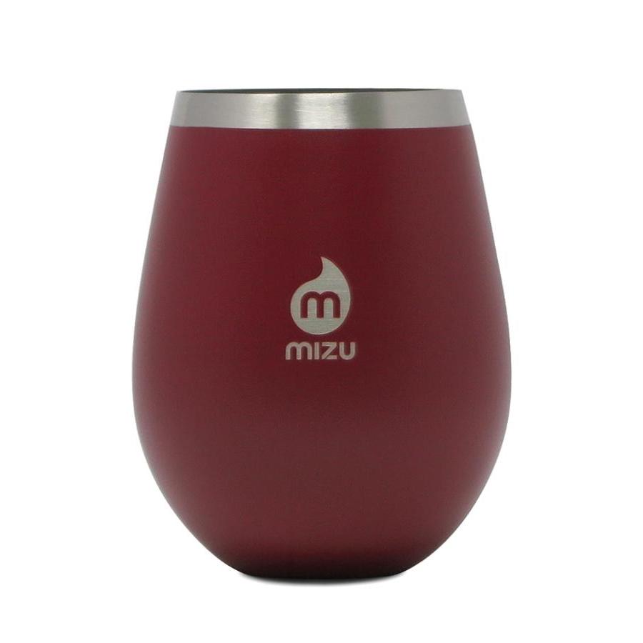 Hrnček Mizu Wine Cup burgundy
