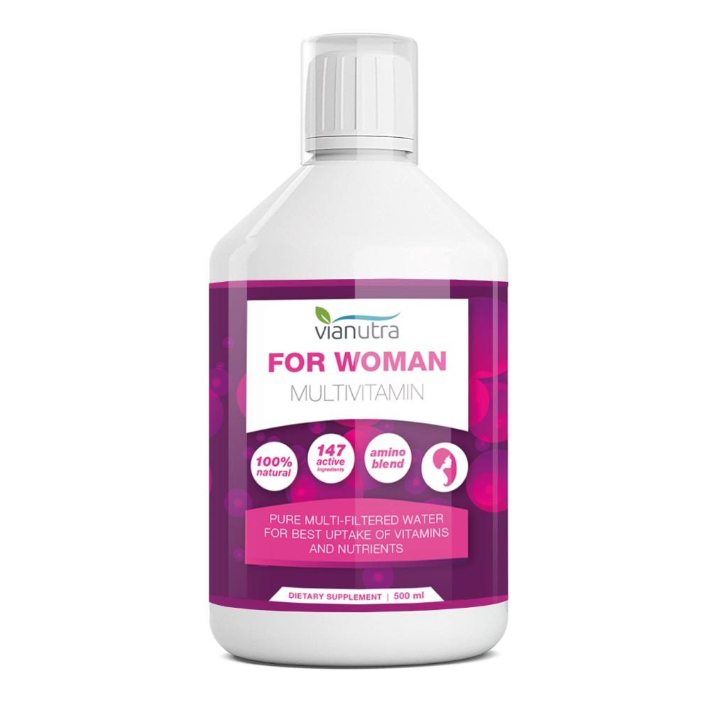 Multivitamín pre ženy Vianutra For Woman