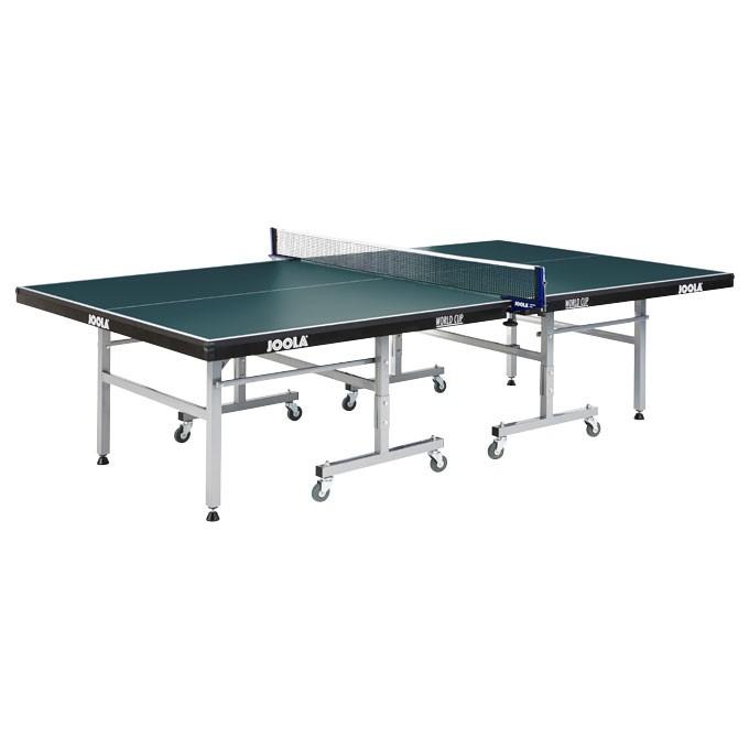 Stôl na stolný tenis Joola World Cup zelená