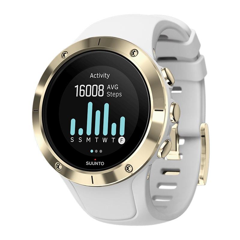 Športové hodinky SUUNTO Spartan Trainer Wrist HR Gold