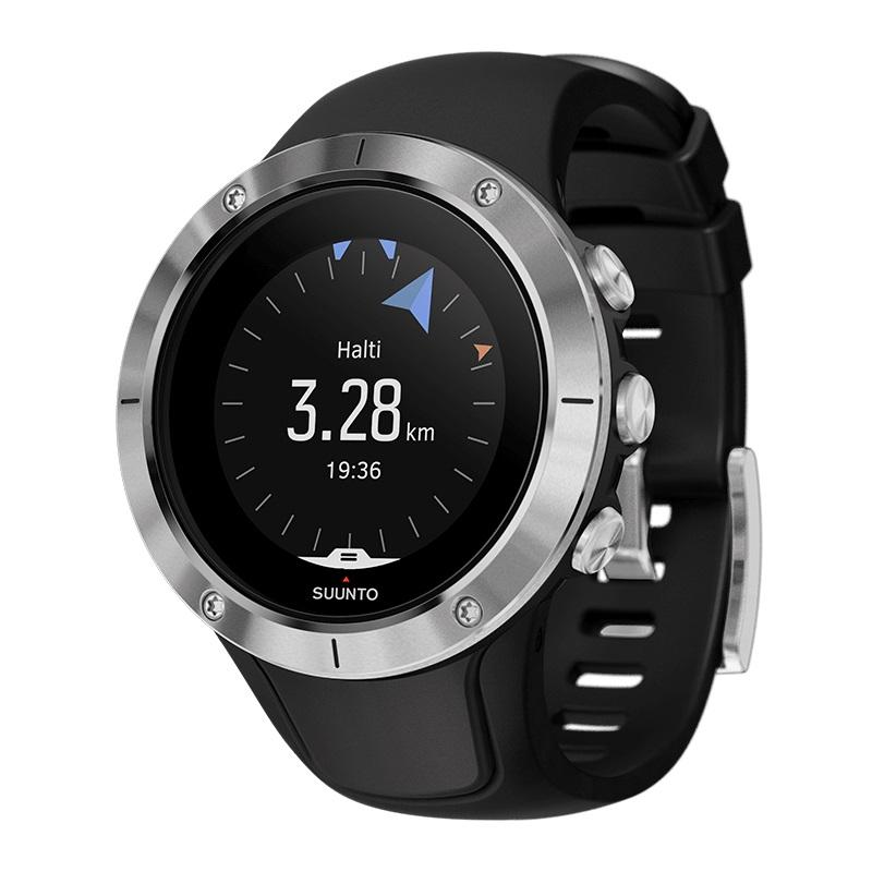 Športové hodinky SUUNTO Spartan Trainer Wrist HR Steel