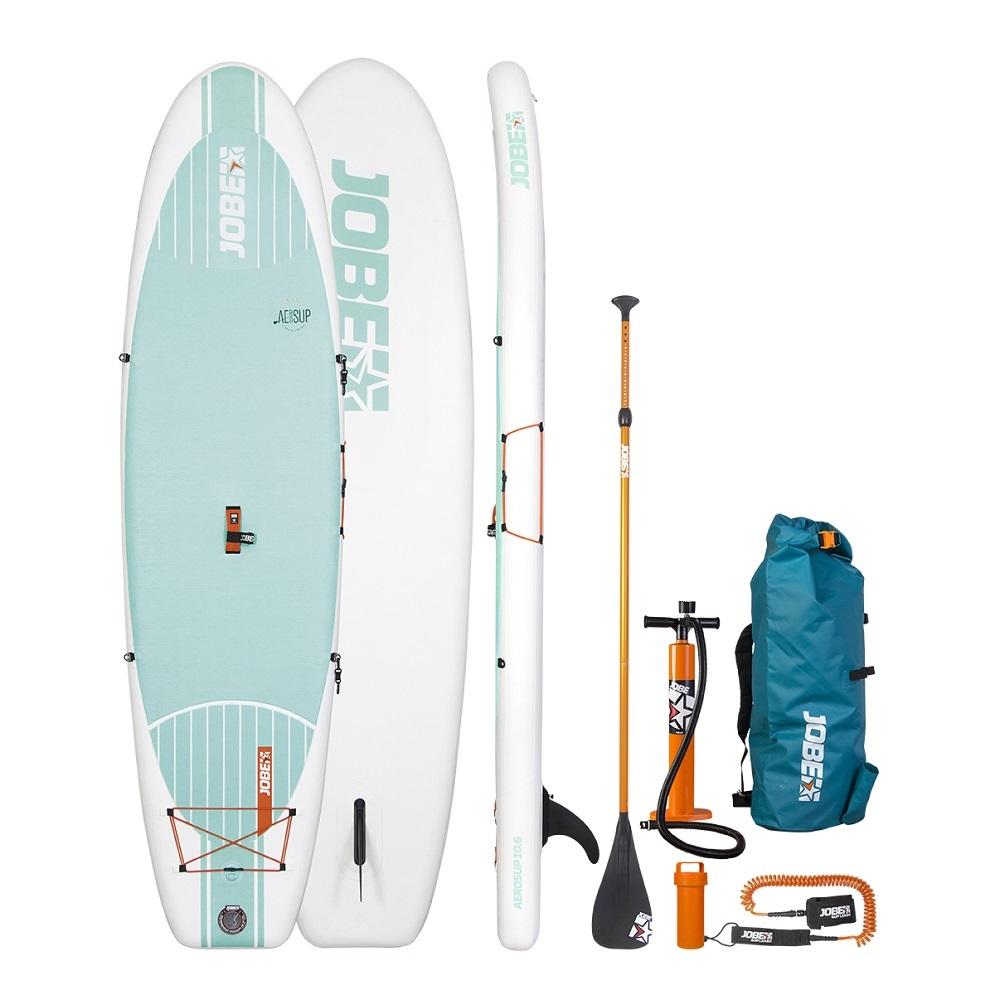 Paddleboard s príslušenstvom Jobe Aero SUP Yoga 10.6