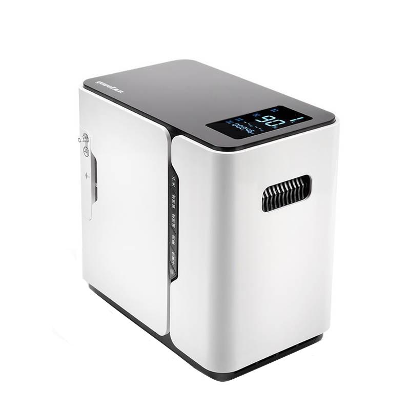 Kyslíkový koncentrátor na domáce použitie Yuwell YU-300 biely