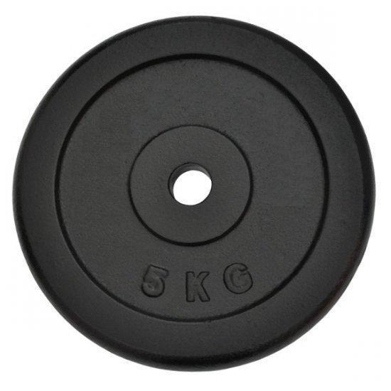 Kotúče Spartan 2x5 kg
