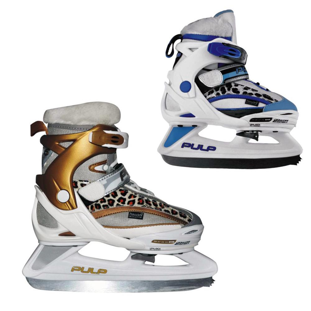 Dámske zimné korčule Spartan Kim Gold