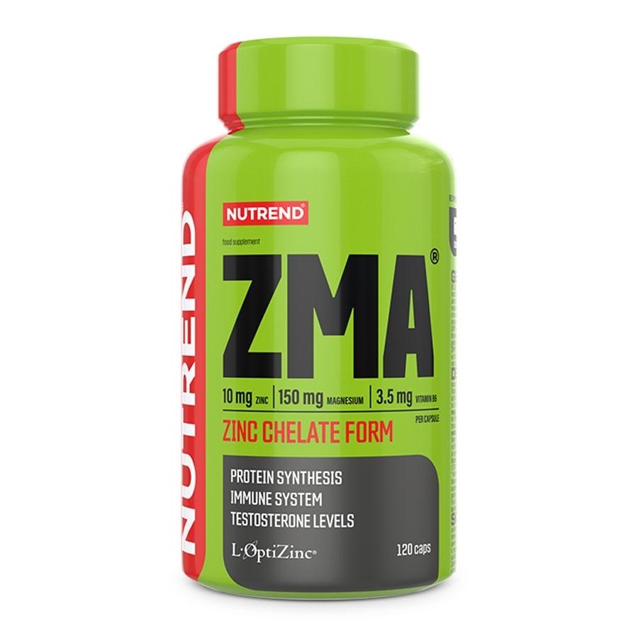 Anabolizér Nutrend ZMA 120 kapsúl