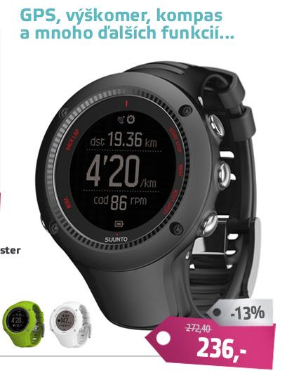 Outdoorový prístroj Suunto Ambit3 Run - AKCIA