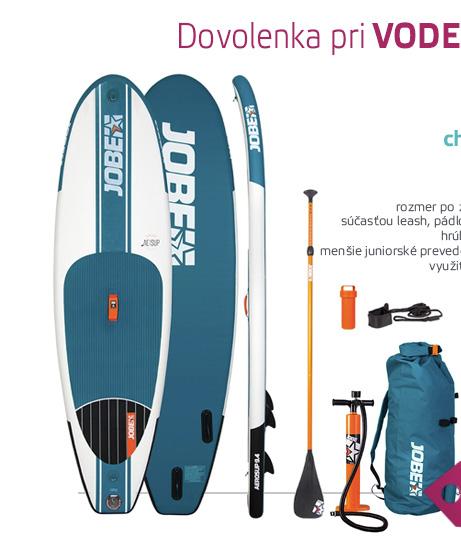 SUP Paddleboard Jobe Aero SUP 9.4 - AKCIA