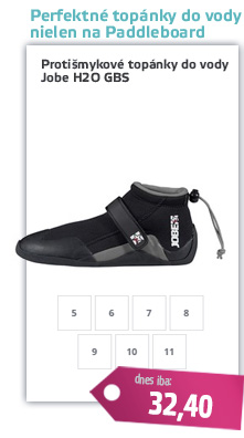 Protišmykové topánky Jobe H2O GBS