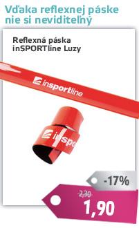 Reflexná páska inSPORTline Luzy