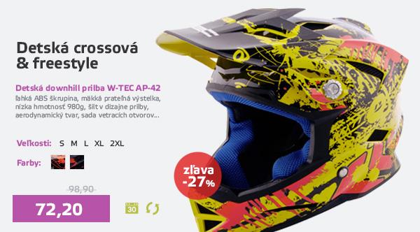 Detská downhill prilba W-TEC AP-42