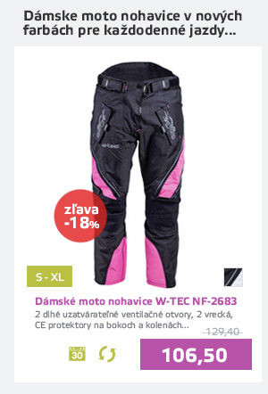 Dámske moto nohavice W-TEC NF-2683