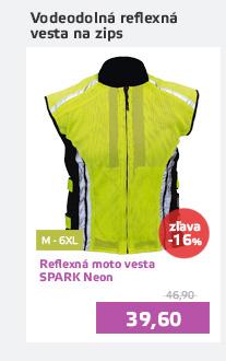 Reflexná vesta SPARK Neon