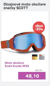 Moto okuliare Scott Hustle - AKCIA - D