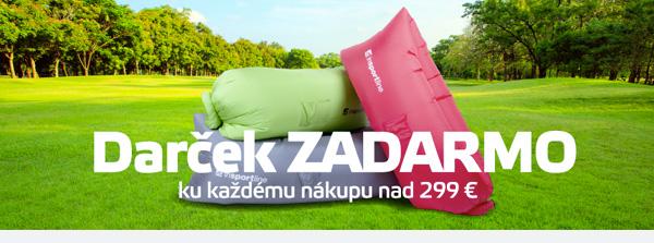 Relaxačný vak ZADARMO pri nákupe nad 299 EUR