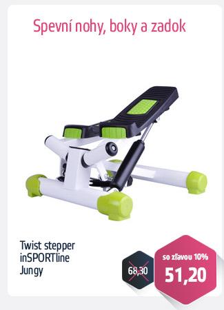 Mini twist stepper inSPORTline Jungy