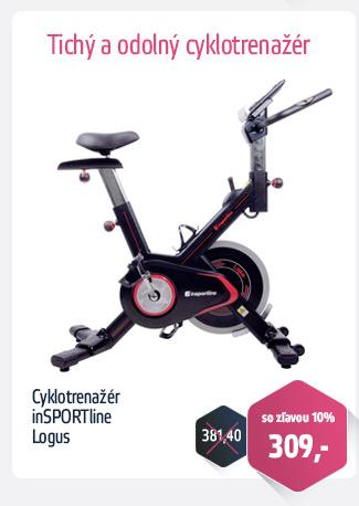 Cyklotrenažér inSPORTline Logus