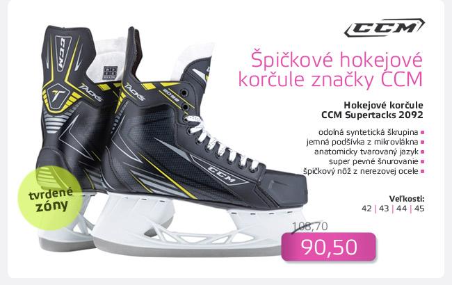 Hokejové korčule CCM Supertacks 2092
