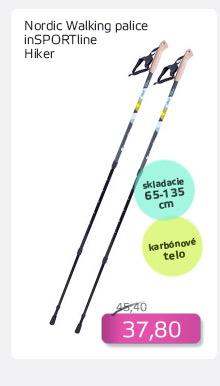 Nordic Walking palice inSPORTline Hiker
