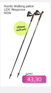 Nordic Walking palice Leki Response NEW - AKCIA - D