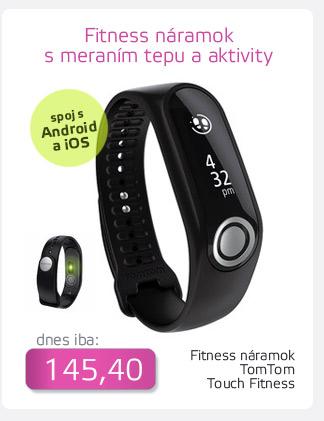 Fitness náramok TomTom Touch Fitness Tracker Cardio