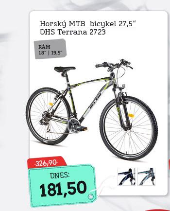 Horský bicykel DHS Terrana 2723 27,5